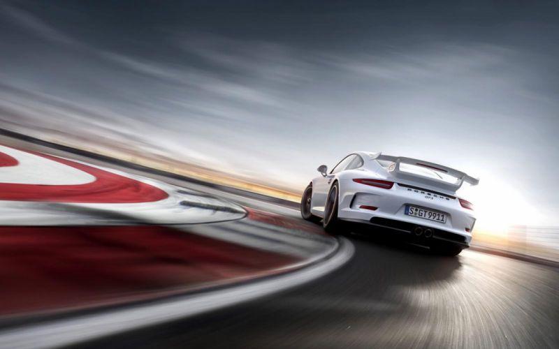 2014 Porsche 911 GT3 x wallpaper