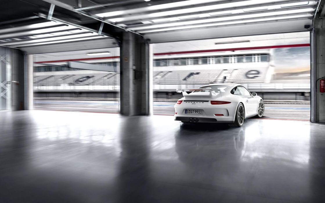 2014 Porsche 911 GT3     v wallpaper