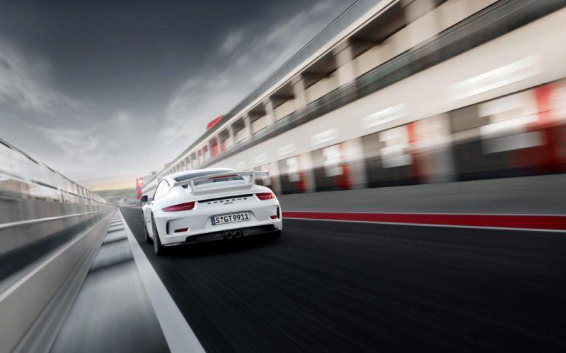 2014 Porsche 911 GT3 z wallpaper