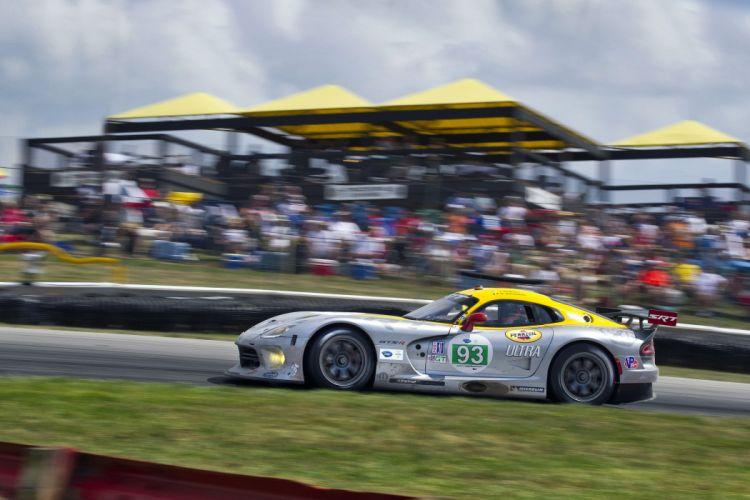 Dodge SRT Viper GTS-R racing race t wallpaper