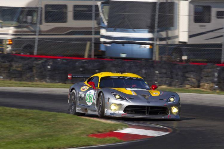Dodge SRT Viper GTS-R racing race w wallpaper