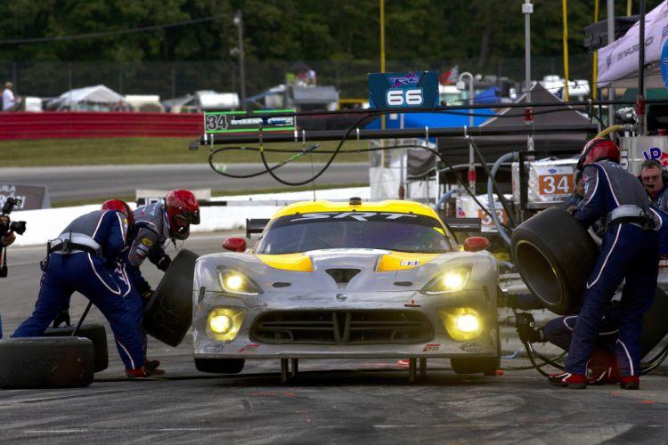 Dodge SRT Viper GTS-R racing race wallpaper