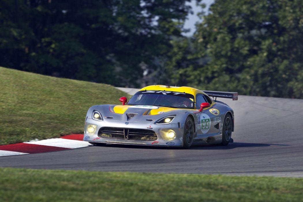 Dodge SRT Viper GTS-R racing race    e wallpaper