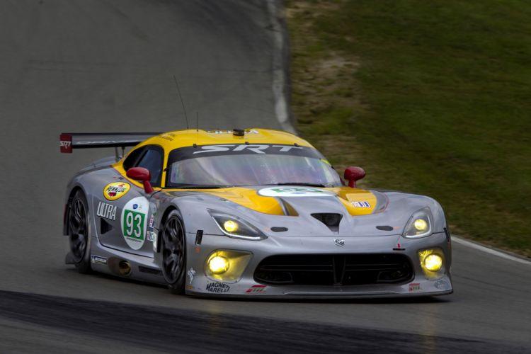 Dodge SRT Viper GTS-R racing race q wallpaper