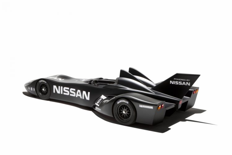 Nissan DeltaWing experimental racing race a wallpaper