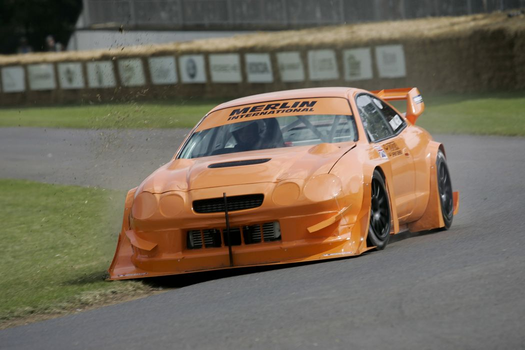 Sprint Series Toyota Celica GT4 race racing w wallpaper