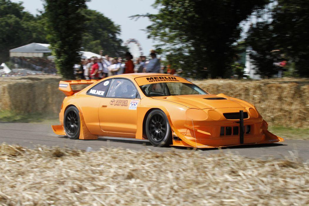 Sprint Series Toyota Celica GT4 race racing   e wallpaper