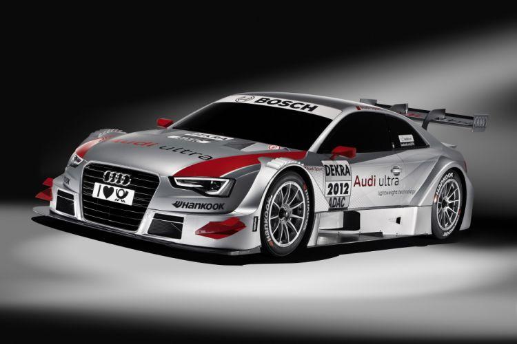 2012 Audi A5 DTM race racing q wallpaper