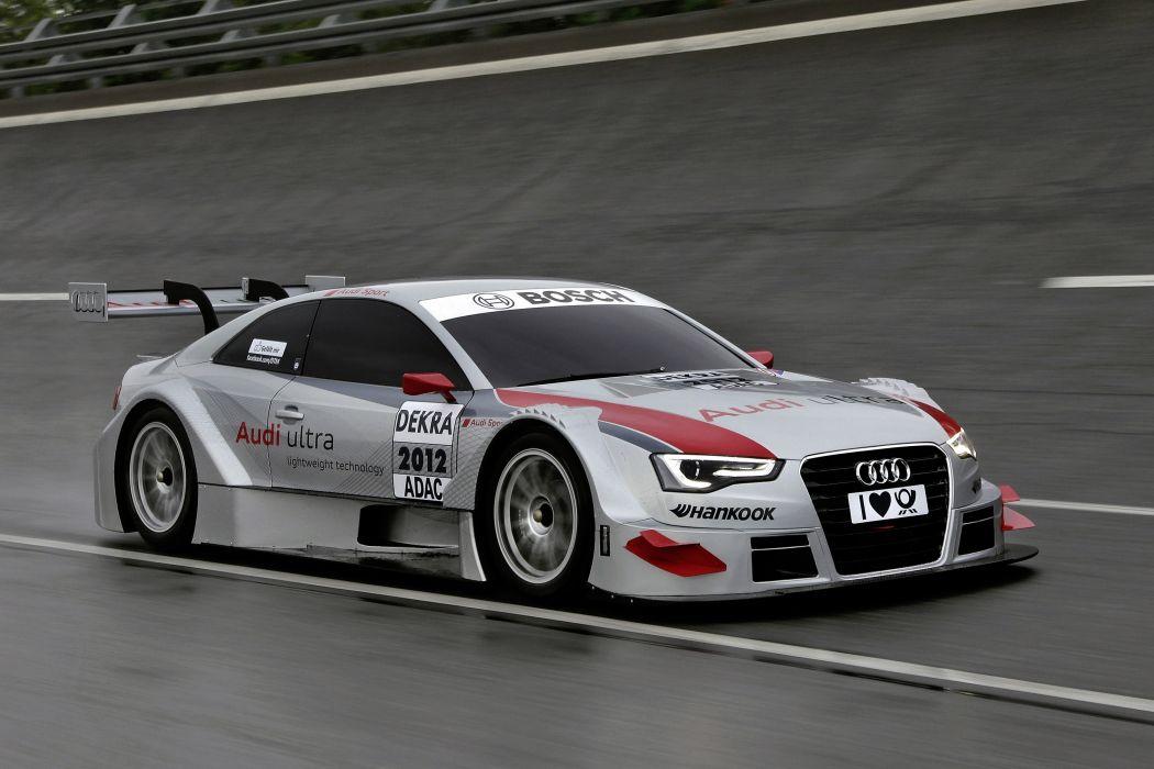 2012 Audi A5 DTM race racing wallpaper