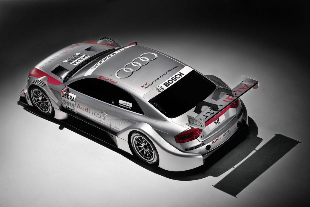 2012 Audi A5 DTM race racing    w wallpaper
