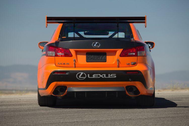 Lexus IS-F CCS-R race racing tuning f wallpaper