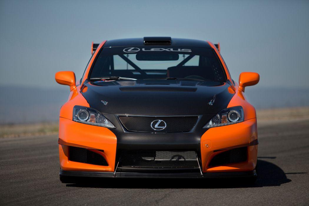 Lexus IS-F CCS-R race racing tuning wallpaper