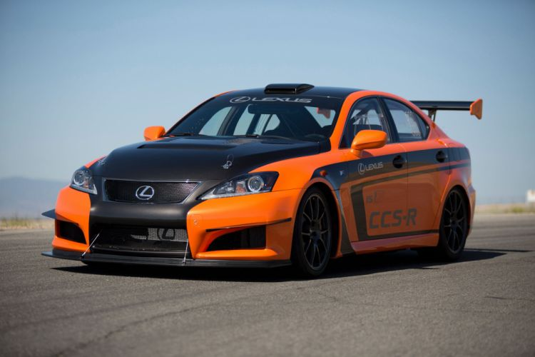 Lexus IS-F CCS-R race racing tuning f wallpaper
