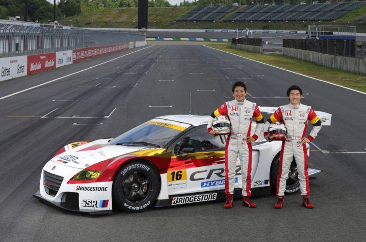 MUGEN Honda CR-Z GT race racing q wallpaper