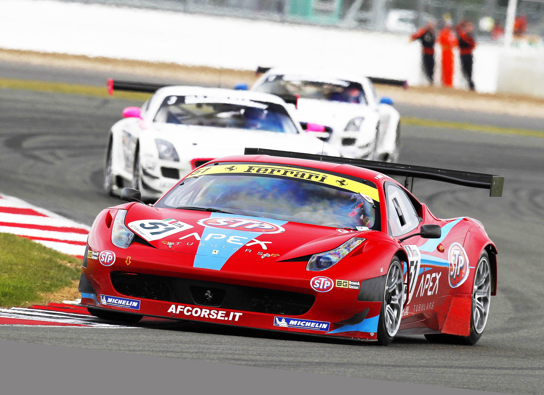 Af Corse Stp Ferrari Supercars Supercar Race Racing Q
