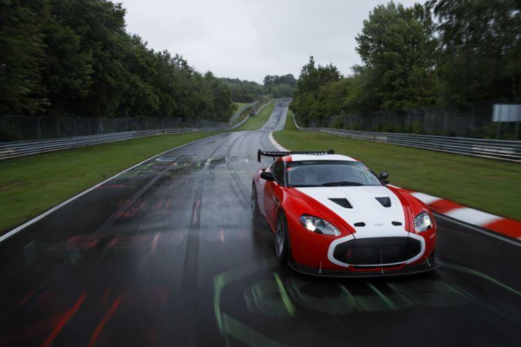 2011 Aston Martin V12 Zagato race racing f wallpaper