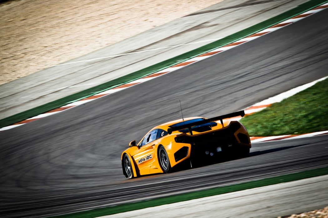McLaren MP4-12C GT3 racing race supercar supercars     c wallpaper