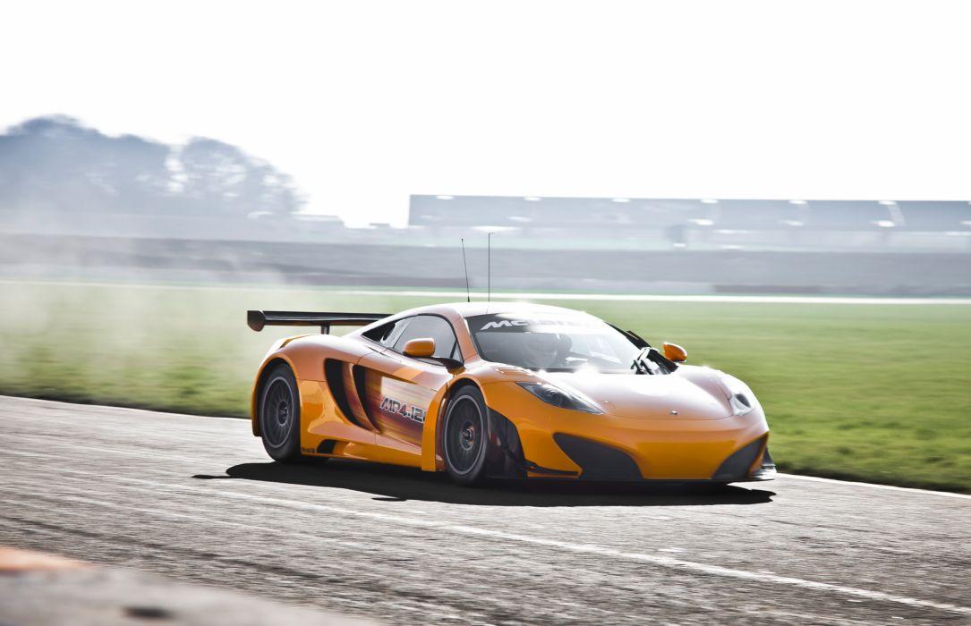 McLaren MP4-12C GT3 racing race supercar supercars   e wallpaper