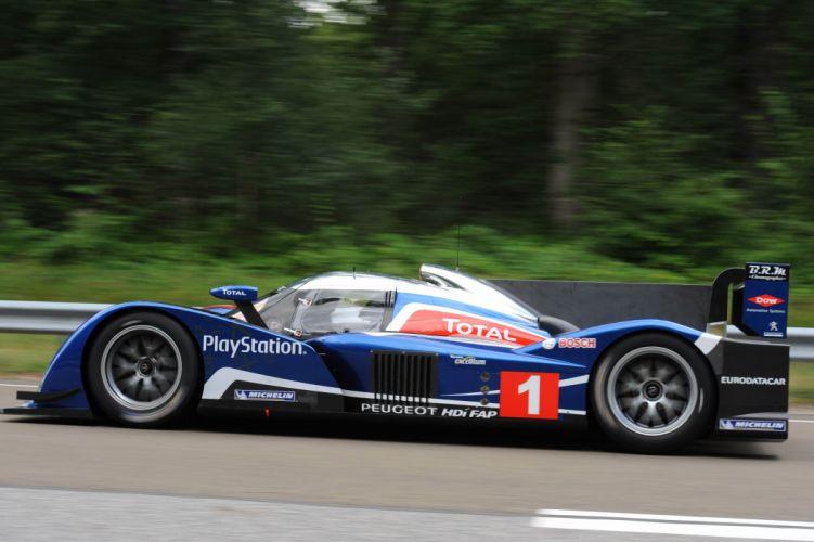 2010 Peugeot 90X race racing r wallpaper