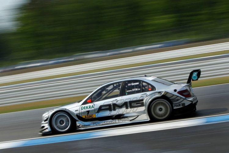 2011 DTM Mercedes Benz Bank AMG C-Class race racing e wallpaper