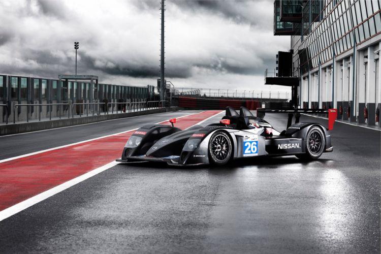 2011 Nissan LMP2-class prototype race racing q wallpaper