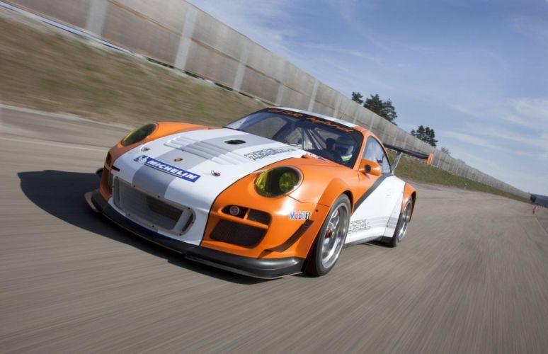 2011 Porsche 911 GT3-R Hybrid Version 2-0 race racing g wallpaper
