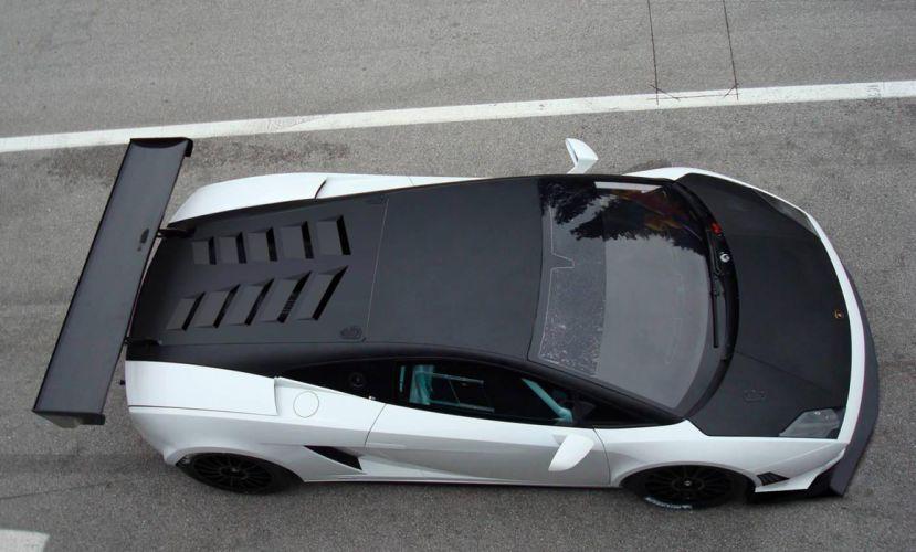 2011Reiter Lamborghini LP600 GT3 supercar supercars wallpaper