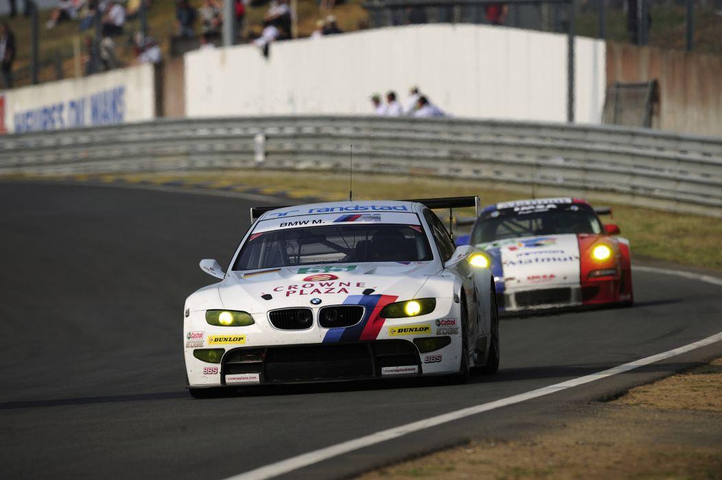 BMW Motorsport-M3 GT race racing wallpaper