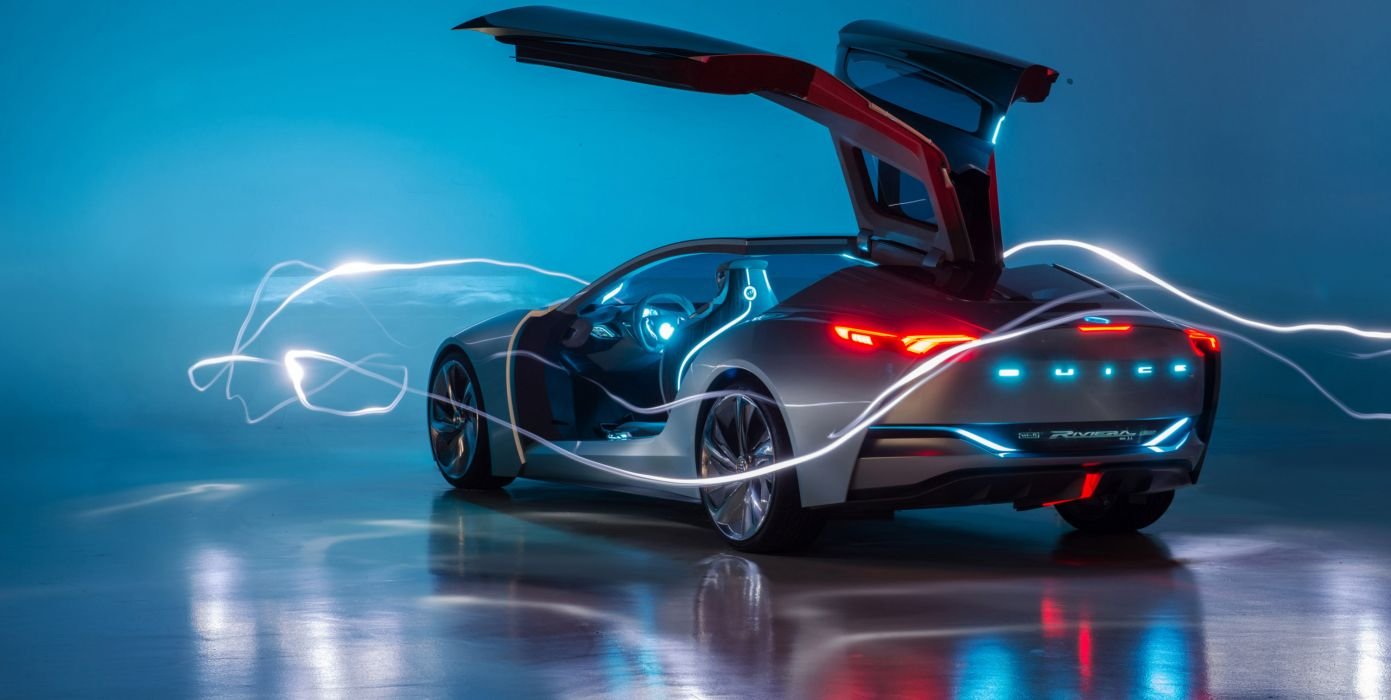 2013 Buick Riviera Concept    f wallpaper