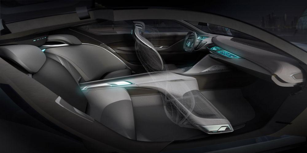 2013 Buick Riviera Concept interior w wallpaper
