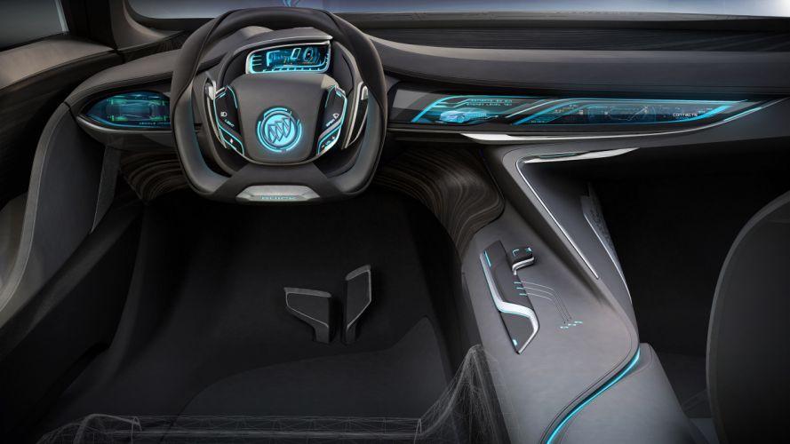 2013 Buick Riviera Concept interior steering wallpaper