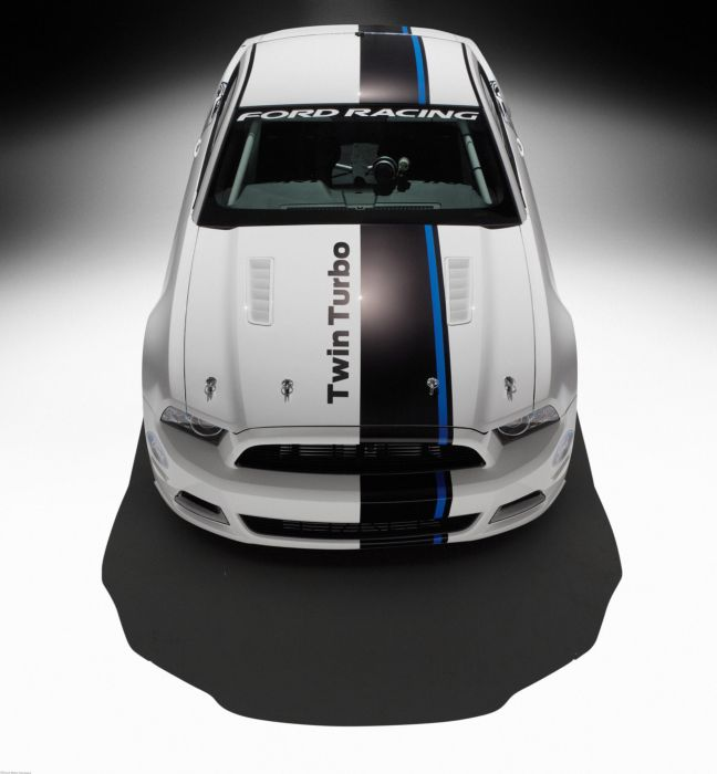 2013 Ford Mustang Cobra Jet Twin-Turbo Concept race racing hot rod rods muscle e wallpaper