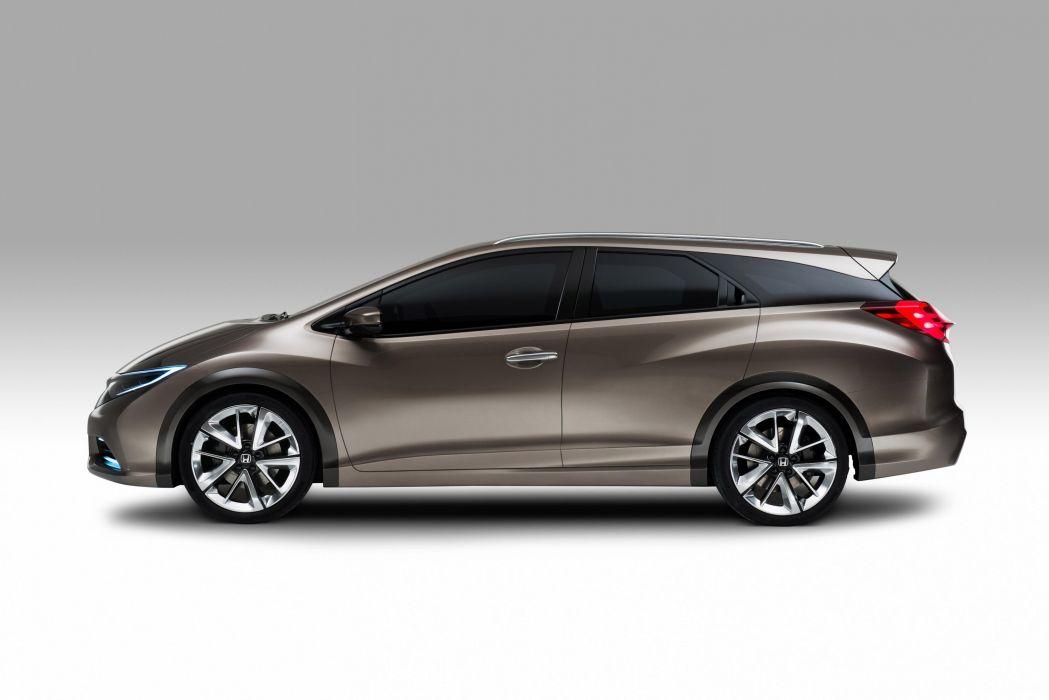 2013 Honda Civic Tourer Concept     d wallpaper