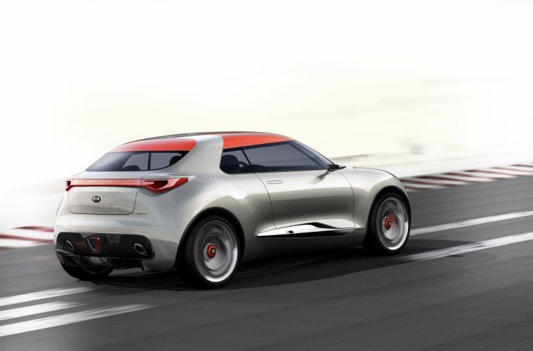 2013 Kia Provo Concept f wallpaper