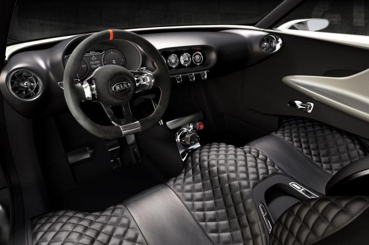 2013 Kia Provo Concept interior wallpaper