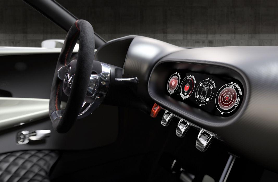 2013 Kia Provo Concept interior w wallpaper
