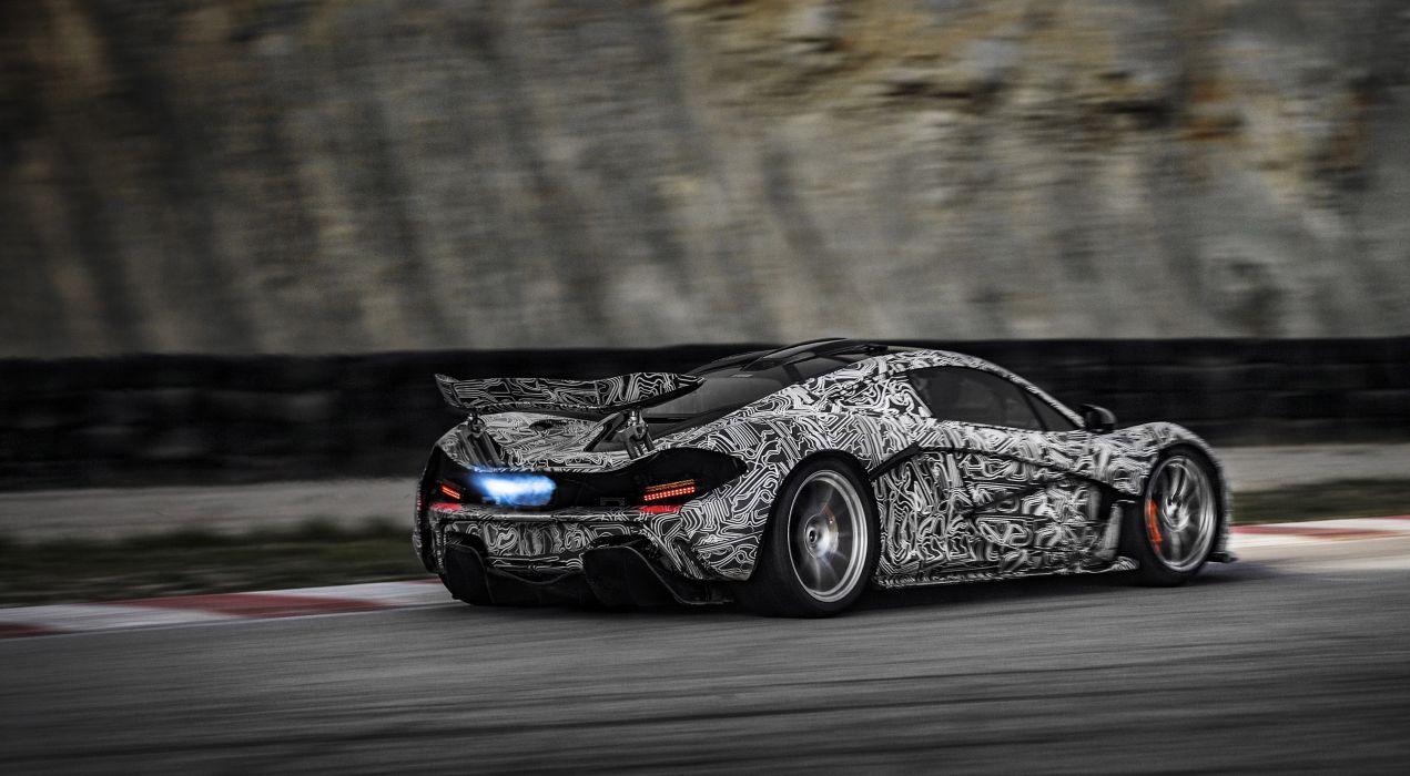 2013 McLaren P1 Development Concept supercar supercars e wallpaper