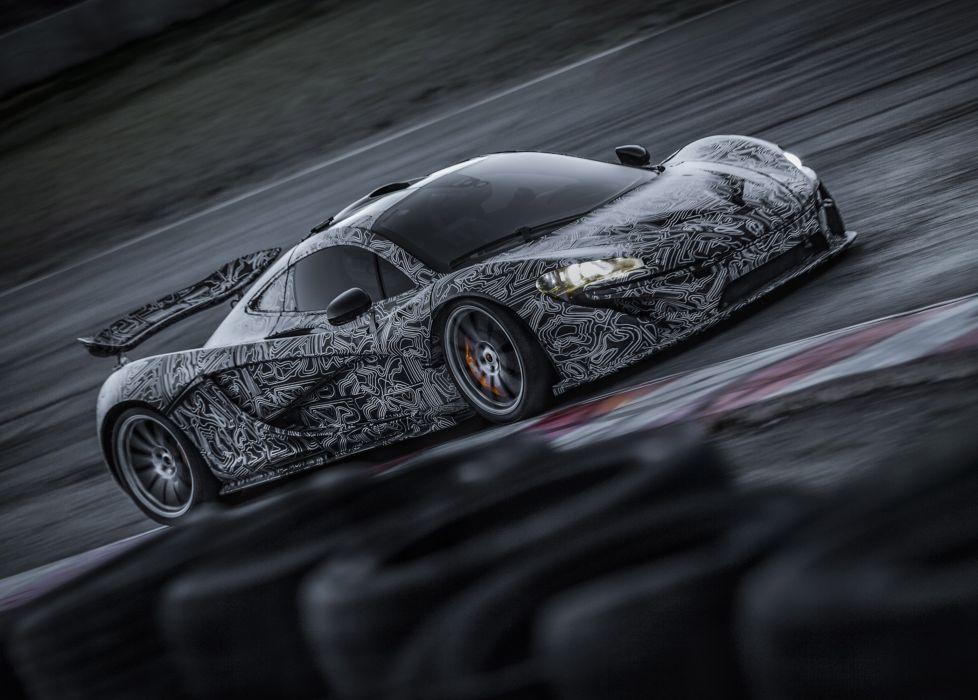 2013 McLaren P1 Development Concept supercar supercars q wallpaper