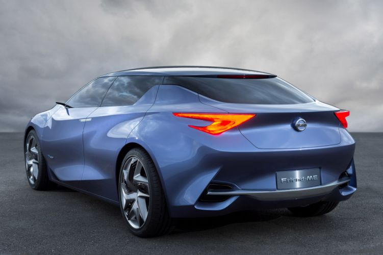 2013 Nissan Friend-ME Concept t wallpaper