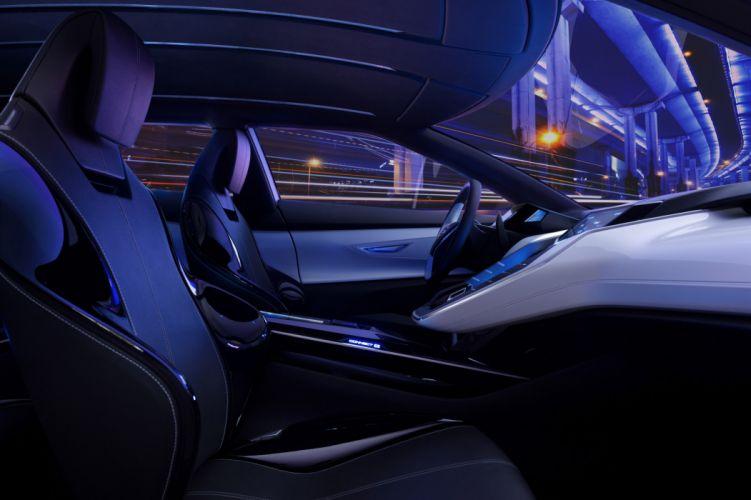 2013 Nissan Friend-ME Concept interior dash q wallpaper