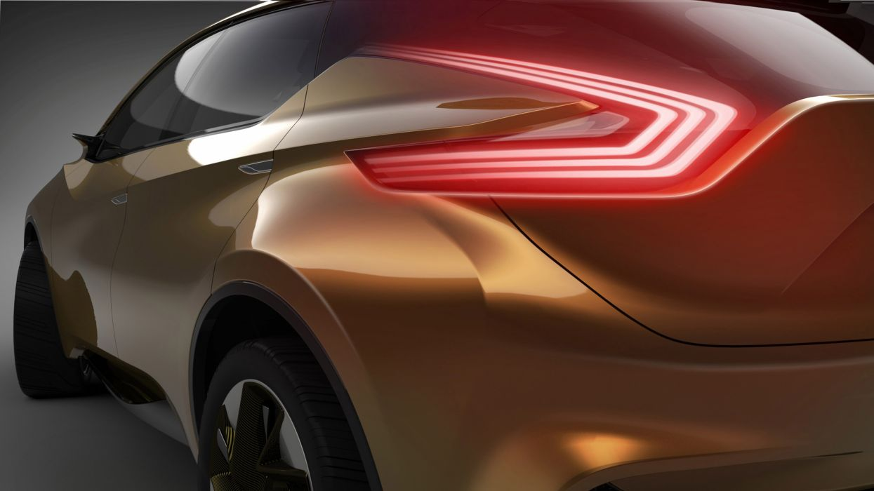 2013 Nissan Resonance Concept suv a wallpaper