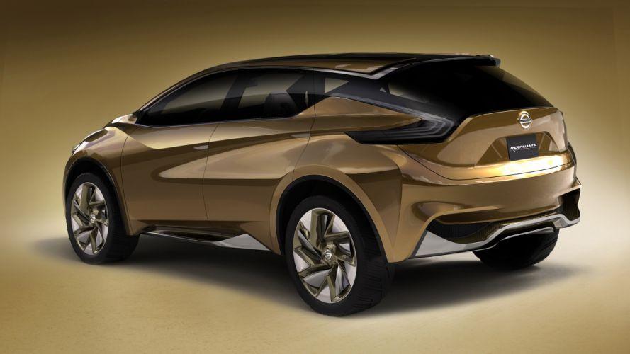 2013 Nissan Resonance Concept suv e wallpaper