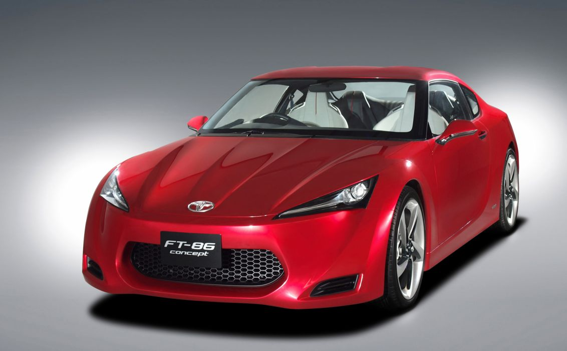 2013 Toyota FT-86 Concept wallpaper