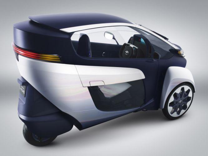 2013 Toyota i-Road Concept s wallpaper