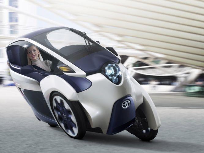 2013 Toyota i-Road Concept e wallpaper