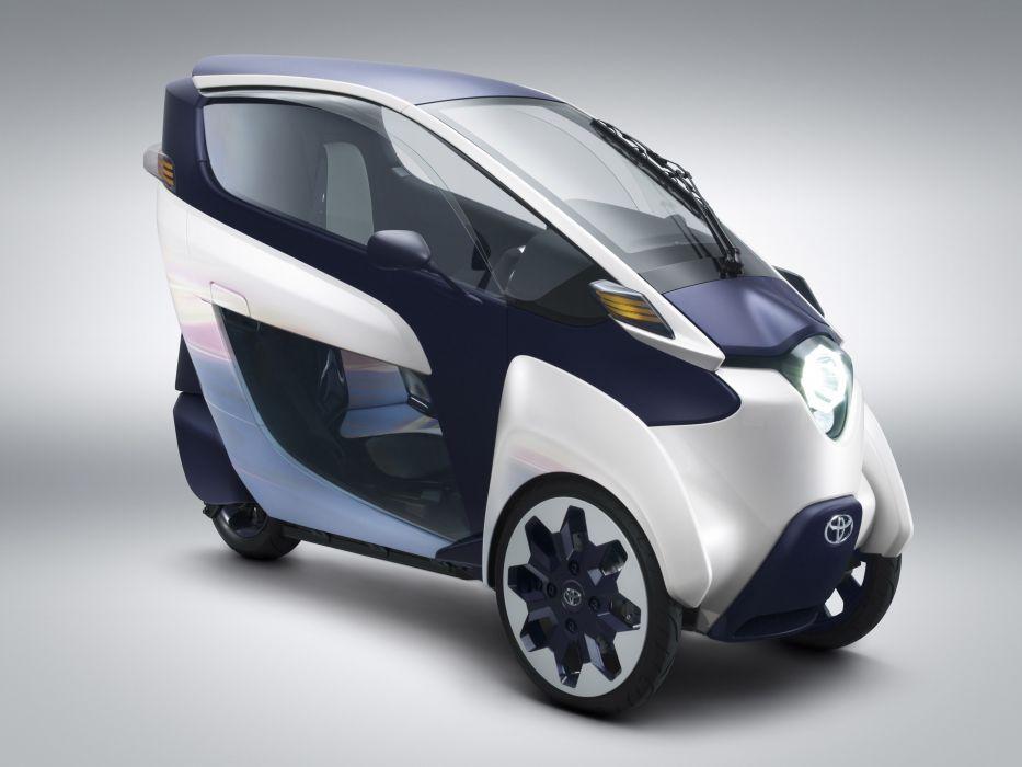 2013 Toyota i-Road Concept q wallpaper