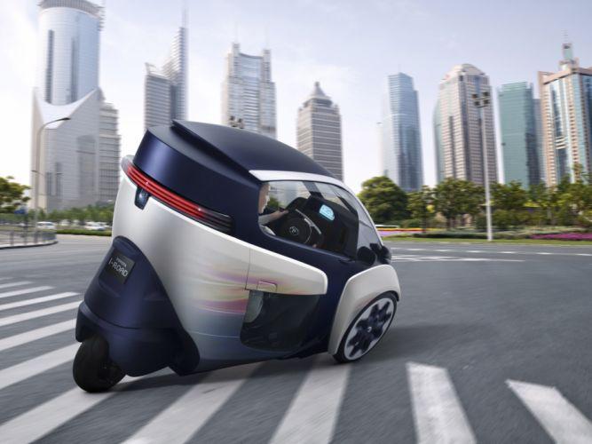 2013 Toyota i-Road Concept a wallpaper