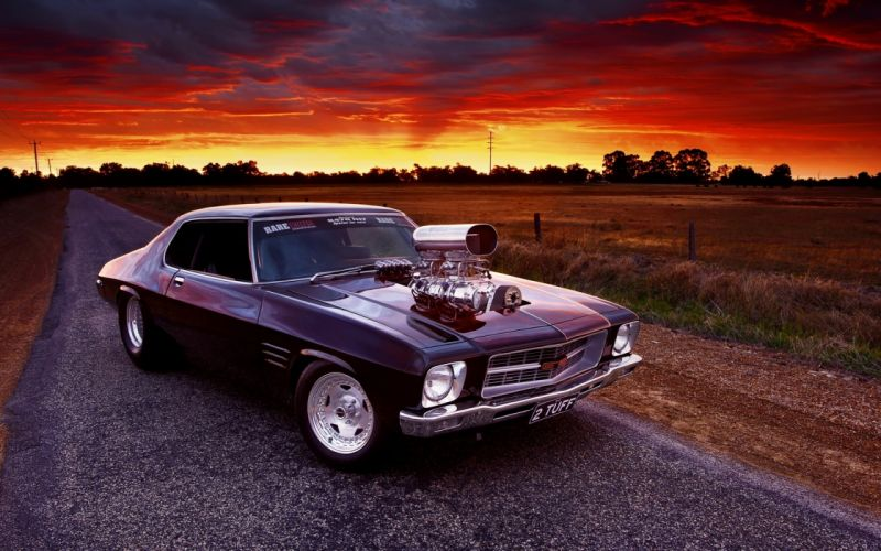Holden Monaro hot rod rods muscle engine engines wallpaper