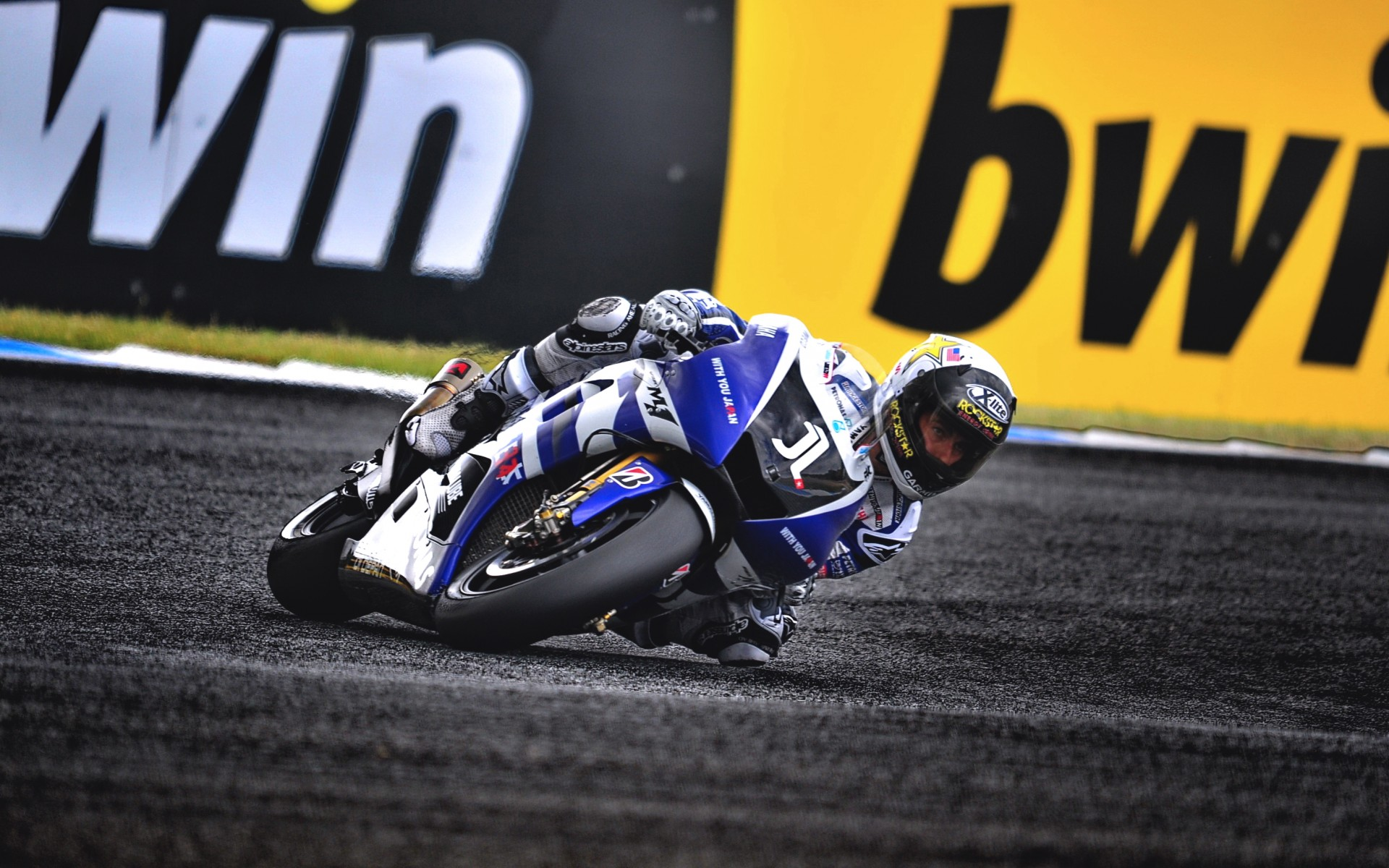 yamaha yzr m1 motorcycle motogp race racing wallpaper | 1920x1200