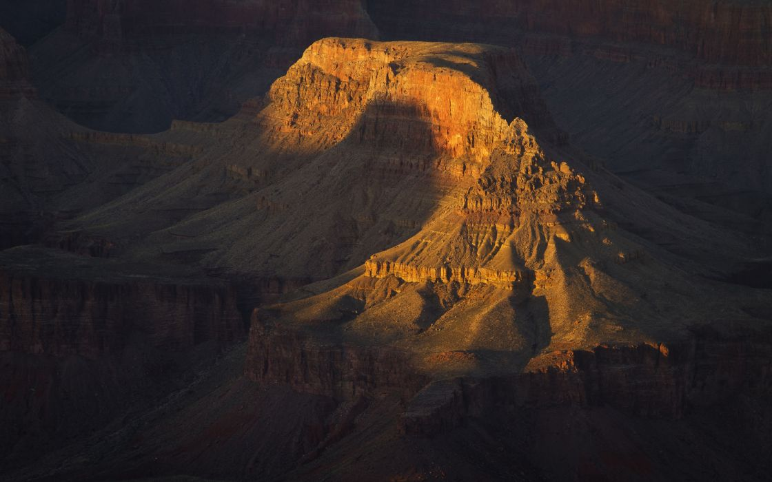 Grand Canyon Canyon Landscapes Desert wallpaper